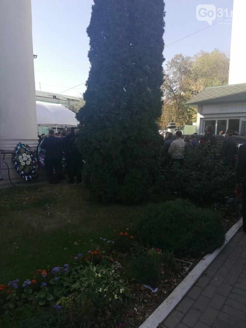 В Преображенском соборе Белгорода простились с заслуженным врачом России, фото-3