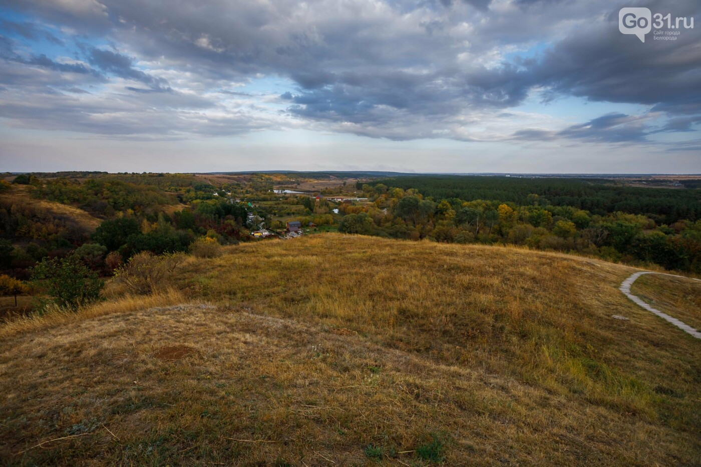 Хотмыжск – по-осеннему. Фоторепортаж, фото-19, Фото: Антон Вергун