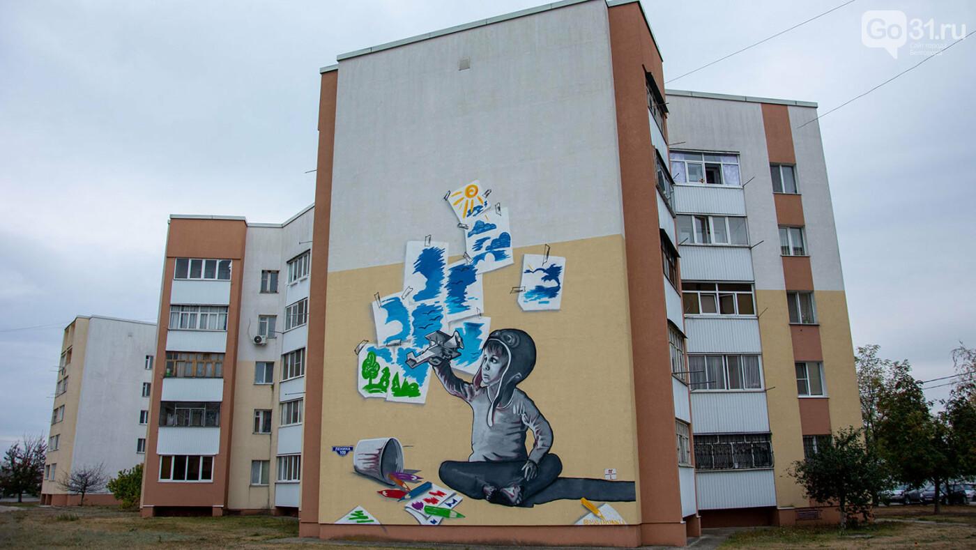 Как на белгородских улицах рождается искусство, фото-14