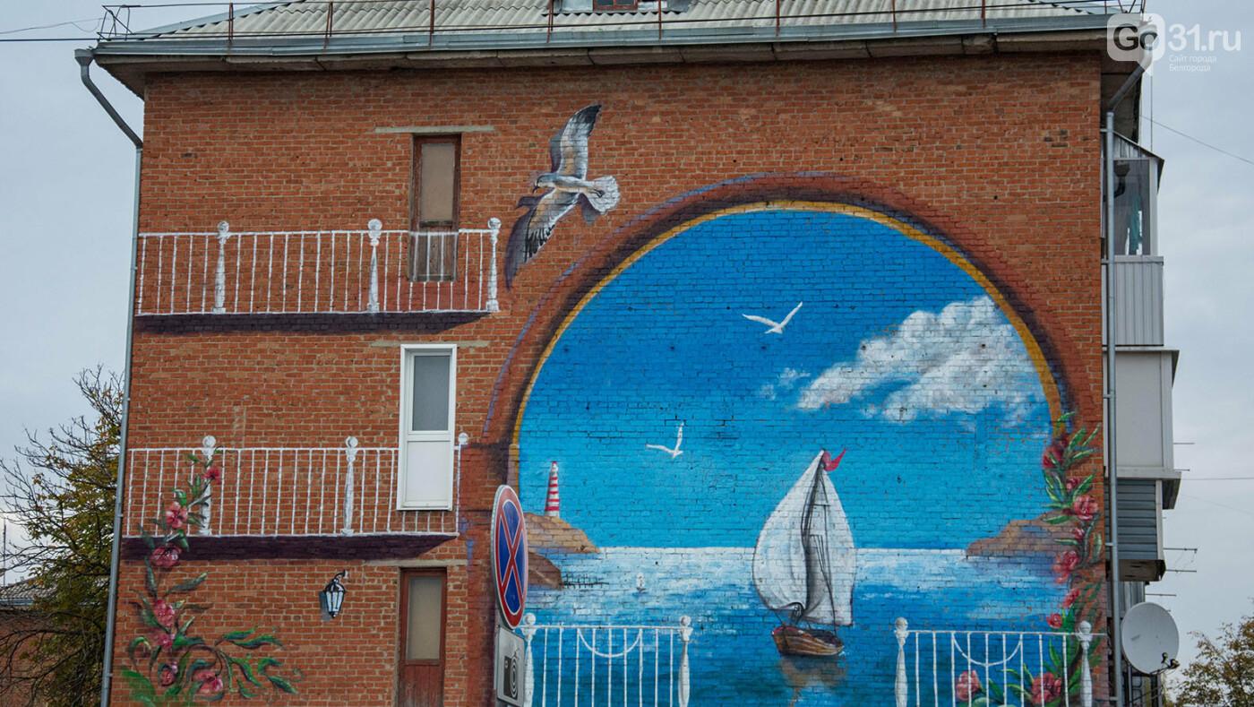 Как на белгородских улицах рождается искусство, фото-17