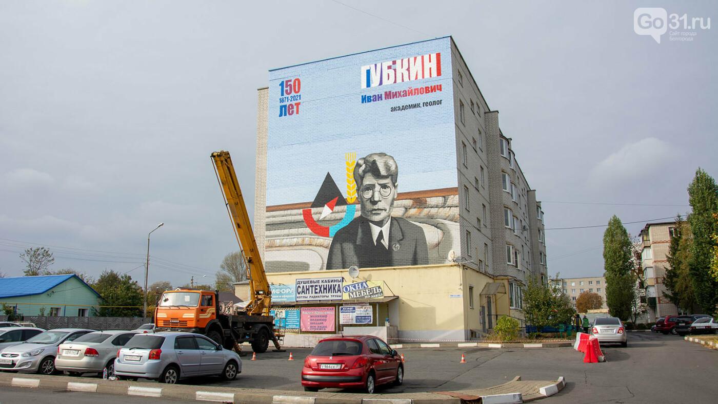 Как на белгородских улицах рождается искусство, фото-12