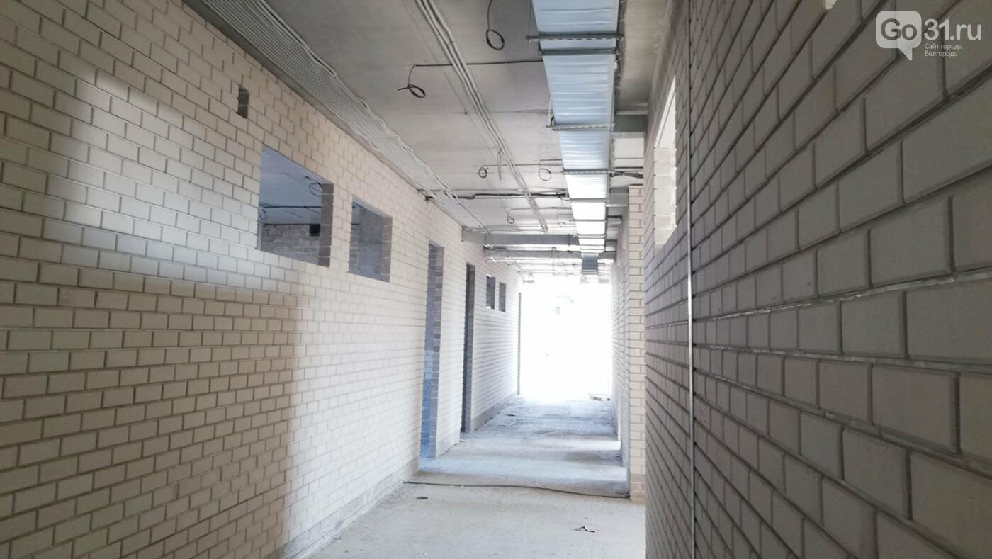 Постройка новой школы в Крутом Логе, Сергей Кудрин