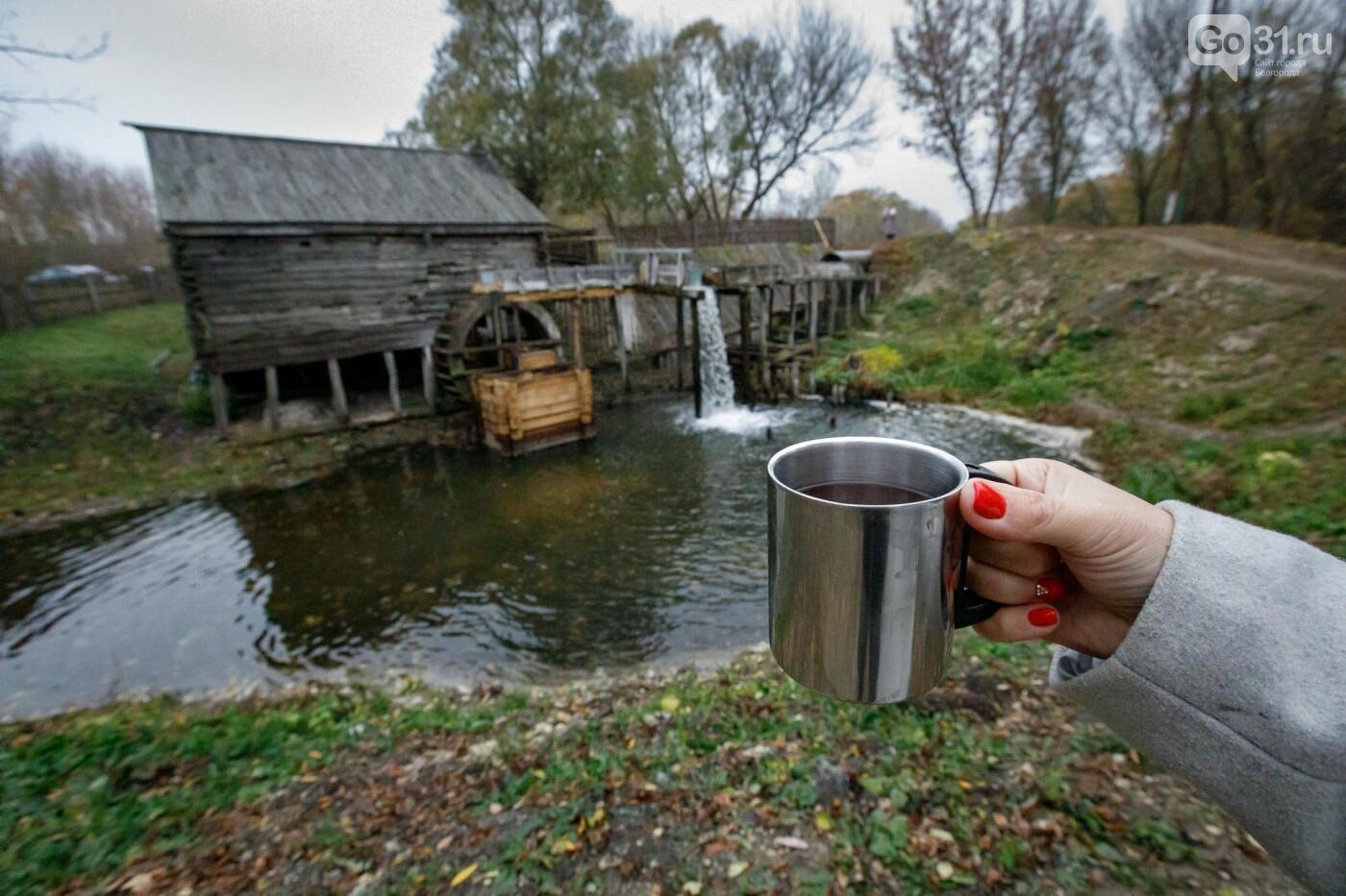 Мельница в селе Красниково Курской области, Фото: Антон Вергун