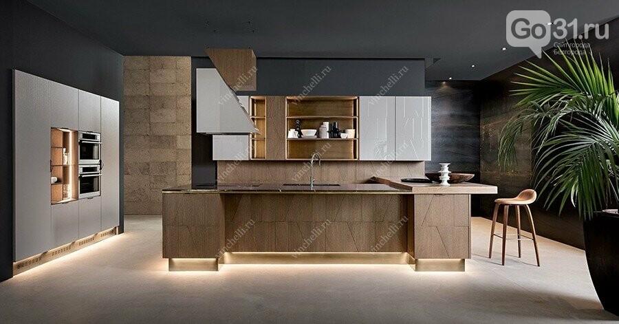 Актуальные тренды в интерьерах кухонь, фото-1