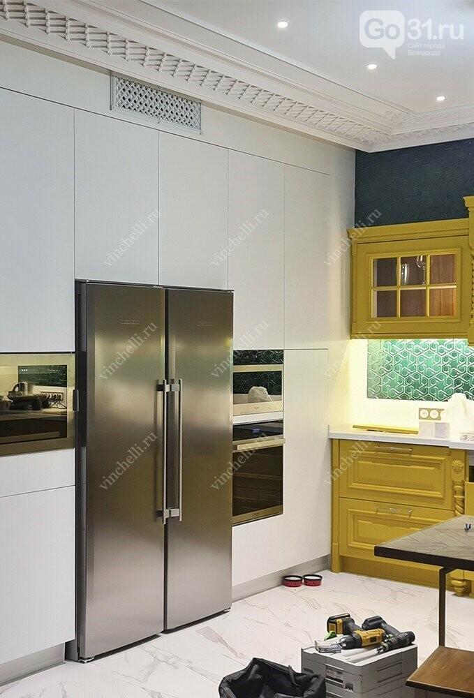 Актуальные тренды в интерьерах кухонь, фото-5