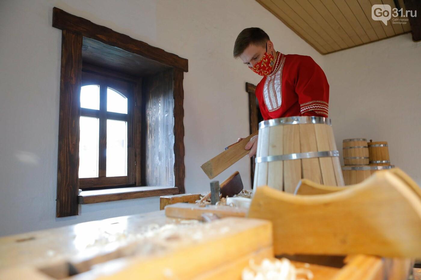 Историко-культурный проект «Слобожанщина» в Белгородской области, Фото: Антон Вергун