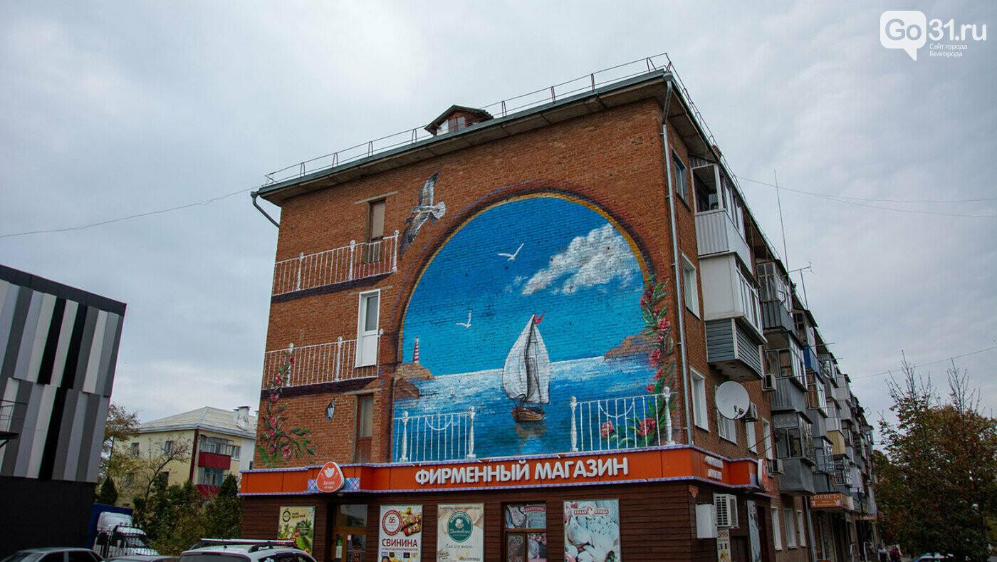 Как менялись дворы и улицы Белгородской области в 2020 году, фото-24
