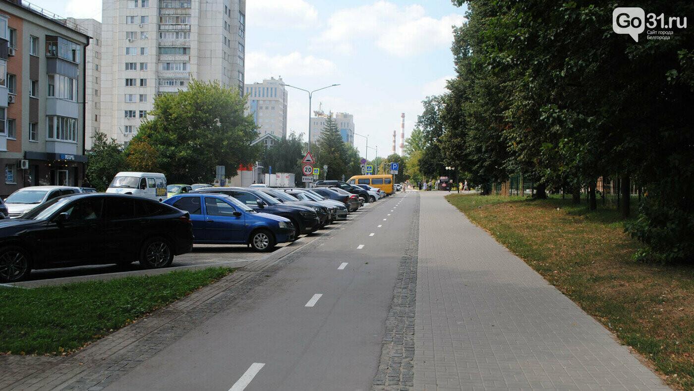 Как менялись дворы и улицы Белгородской области в 2020 году, фото-11