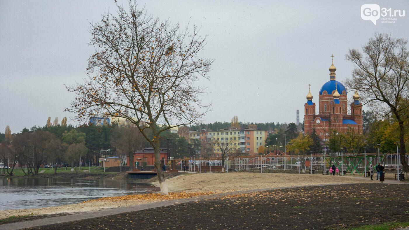 Как менялись дворы и улицы Белгородской области в 2020 году, фото-33