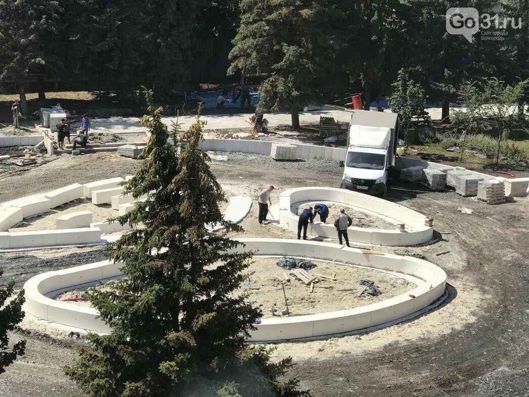 Как менялись дворы и улицы Белгородской области в 2020 году, фото-2