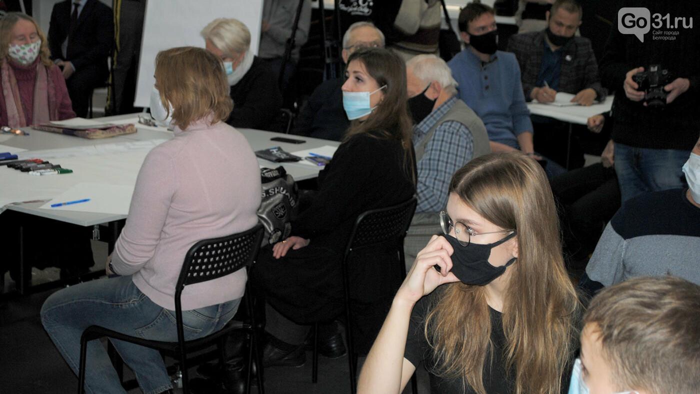Какие выводы сделали эксперты об историческом квартале в Белгороде, фото-6