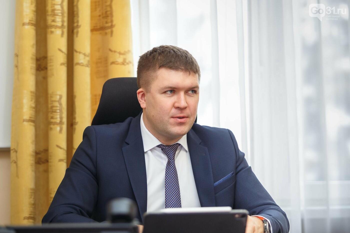 «Я верю, что тут будут голограммы». Евгений Мирошников – о цифровизации Белгородской области, фото-11