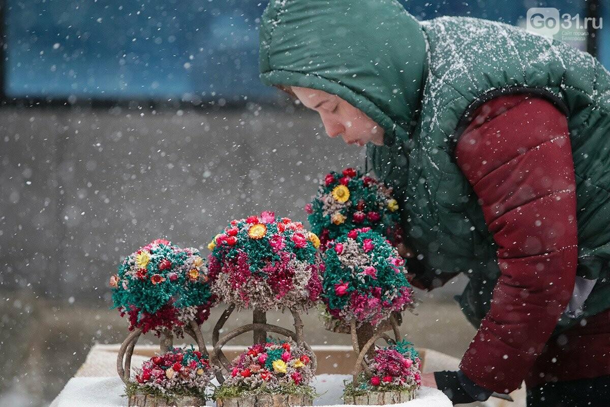 8 марта на улицах Белгорода, Фото: Евгений Флур