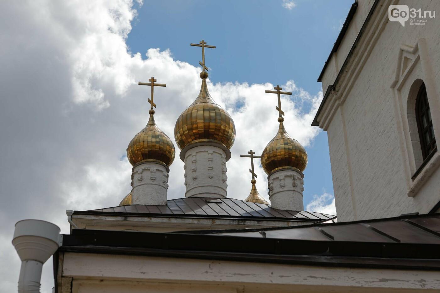 В Марфо-Мариинском монастыре Белгорода открыли пункт вакцинации от ковида, Фото: Антон Вергун