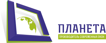 """Логотип - ООО """"Компания """"Планета"""" - Производитель современных окон в Белгороде"""