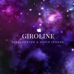 Логотип - GIRO LINE | Гироскутеры и IPhone в Белгороде