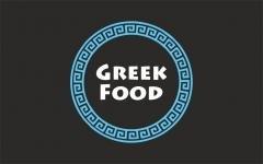 "Логотип - ""Greek food""- ресторан греческой кухни г. Белгород"