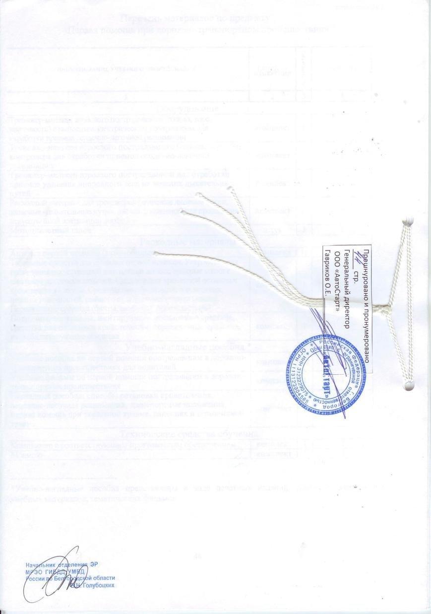 Лицензии, фото-10