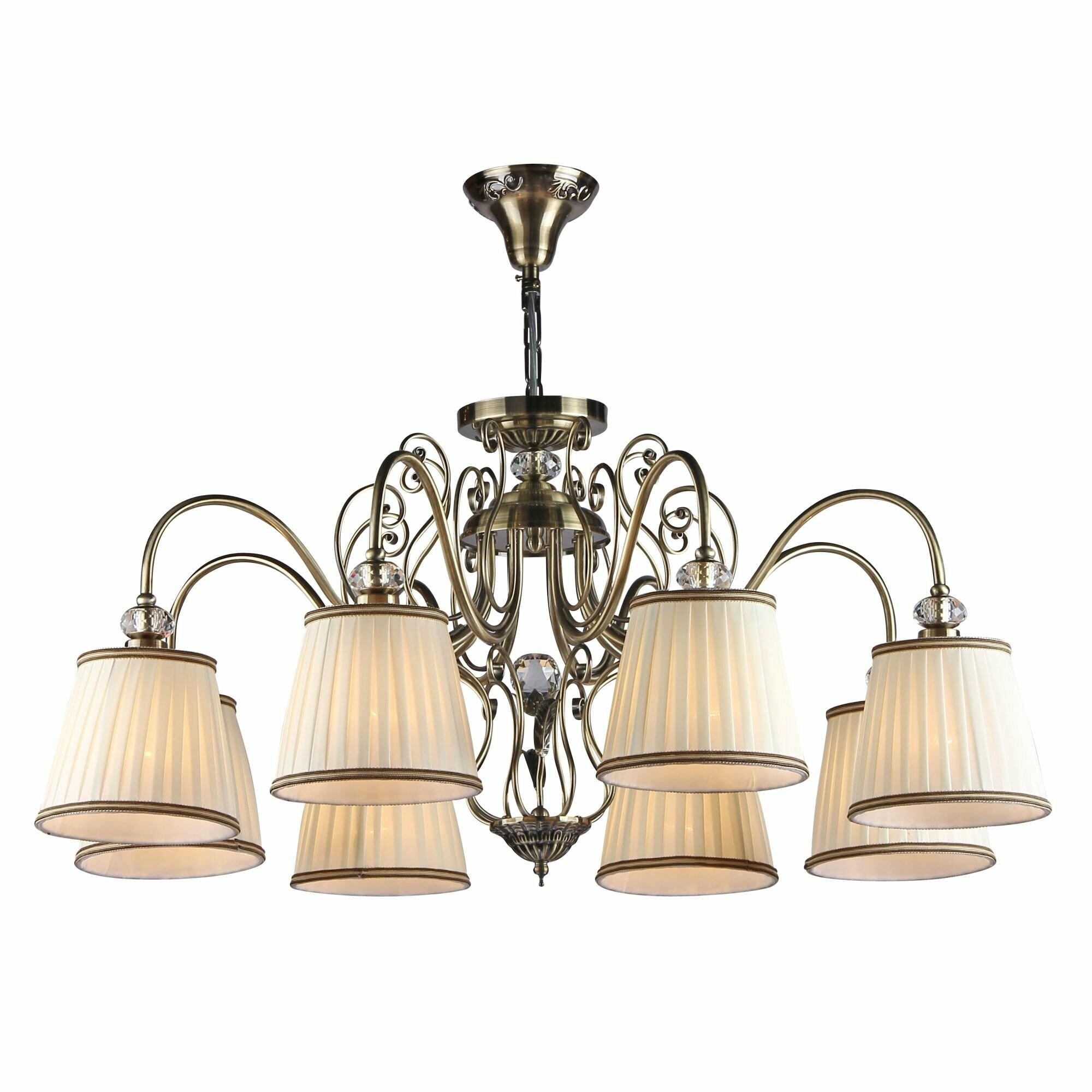 Maytoni - немецкий бренд интерьерных светильников различных стилей и направлений