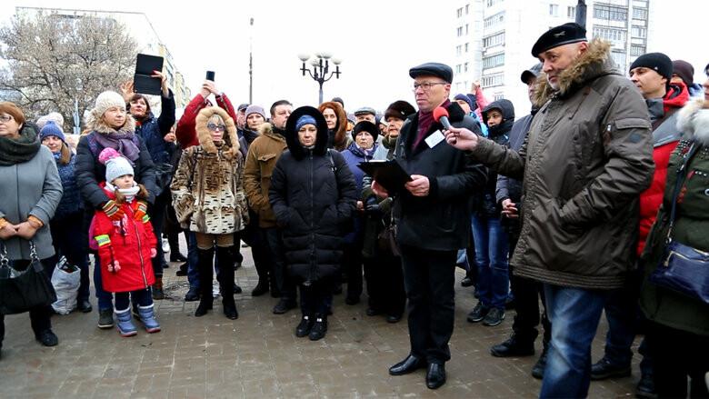 Жители Белгорода попросили Путина защитить от беспредела Центральный парк