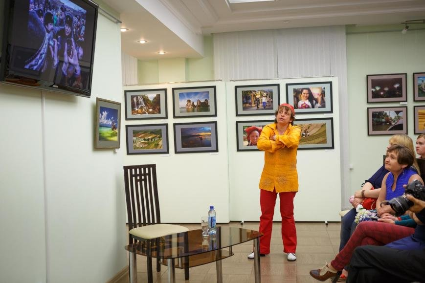 Открытие выставки «Обыкновенный Петербург»