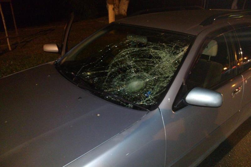 На выходных под колёсами машин пострадали двое детей , фото-3