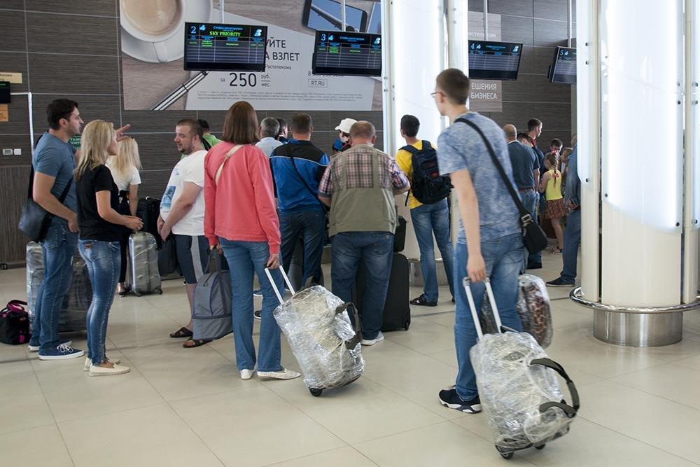 Аэропорт «Белгород» проводил полуторамиллионного пассажира, фото-3