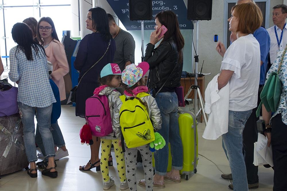 Аэропорт «Белгород» проводил полуторамиллионного пассажира, фото-4