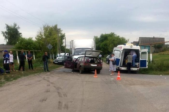 Двухлетняя девочка пострадала в ДТП на белгородской трассе, фото-1