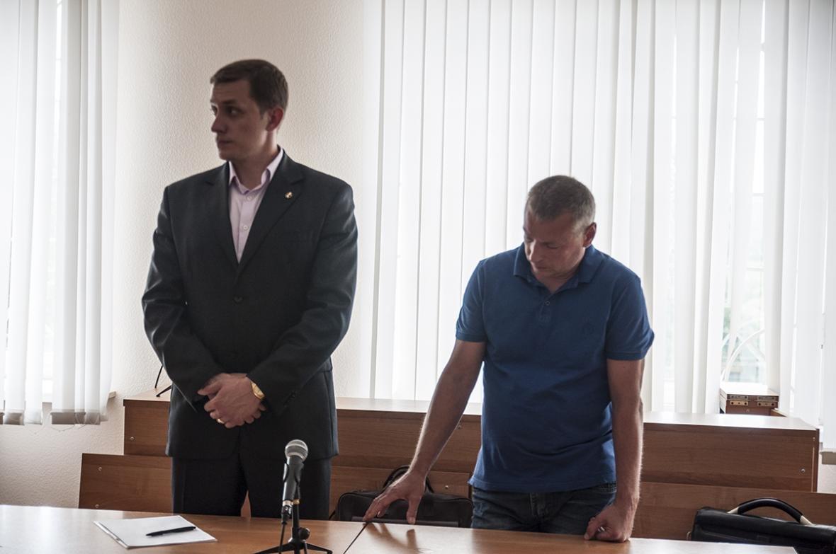 Белгородский суд оправдал Сергея Бутяйкина, фото-1, Фото Марии Литвиновой