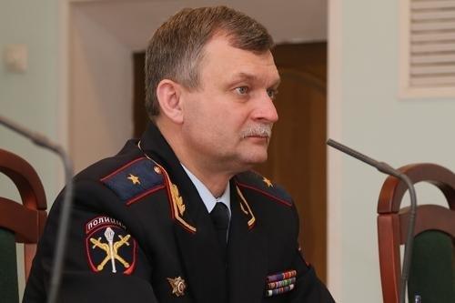 Путин освободил начальника белгородской полиции Виктора Пестерева от должности, фото-1