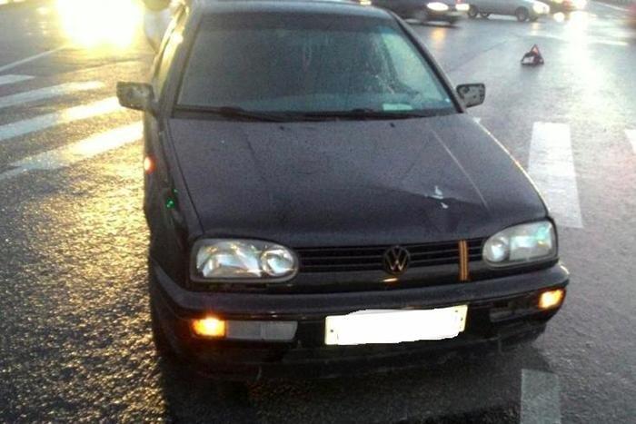 Молодой водитель сбил женщину в Белгороде, фото-1