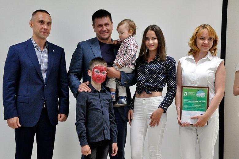 Профсоюз «Правда» поздравил многодетные семьи с Днем семьи, любви и верности, фото-2