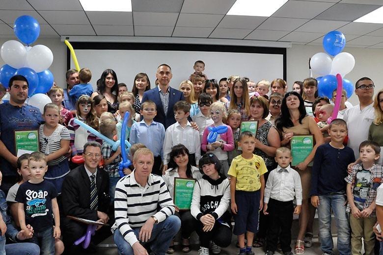 Профсоюз «Правда» поздравил многодетные семьи с Днем семьи, любви и верности, фото-7