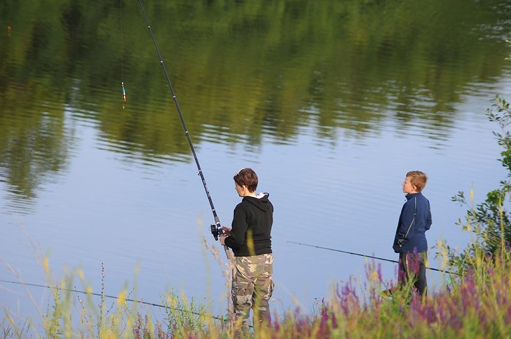Рыбалка с «Правдой», или как члены профсоюза «тонну» рыбы не доловили, фото-2