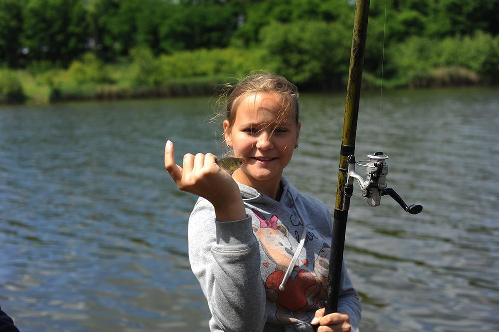 Рыбалка с «Правдой», или как члены профсоюза «тонну» рыбы не доловили, фото-3