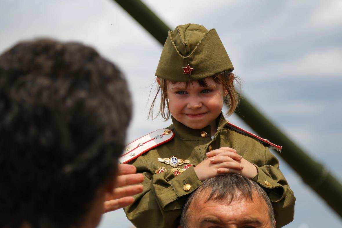 В Прохоровке отметили 74-ю годовщину танкового сражения — фоторепортаж, фото-2