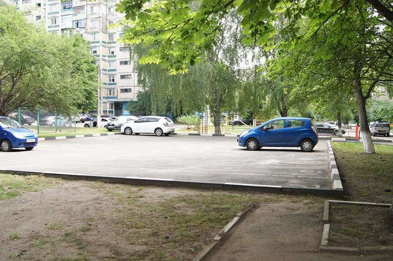 За три года в Белгороде создали 53 кооперативных парковки, фото-2