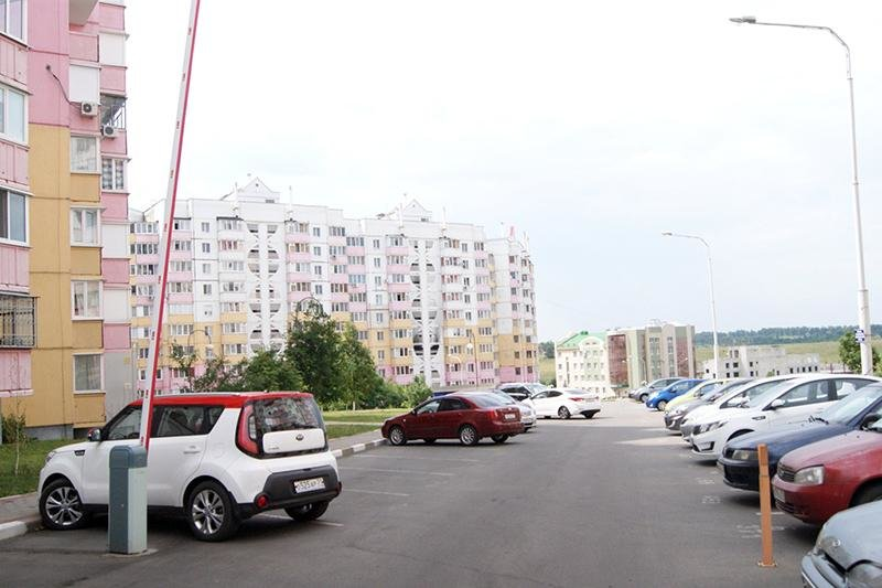 За три года в Белгороде создали 53 кооперативных парковки, фото-1