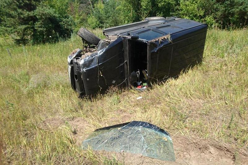 В Старом Осколе погибла пассажирка перевернувшейся иномарки, фото-4