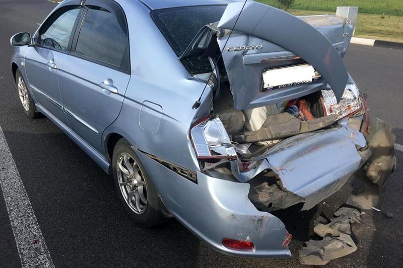 В Старом Осколе погибла пассажирка перевернувшейся иномарки, фото-5