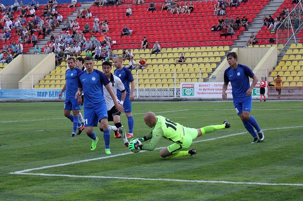 «Энергомаш» ничьей открыл новый сезон в ПФЛ, фото-4