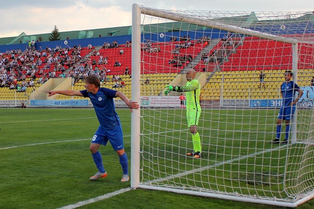 «Энергомаш» ничьей открыл новый сезон в ПФЛ, фото-3