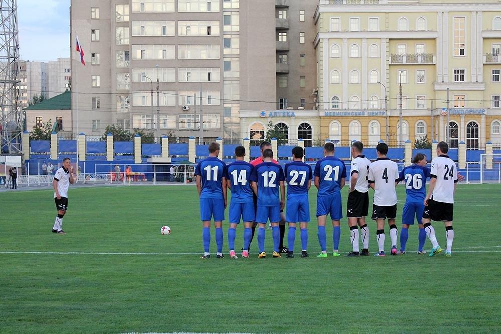 «Энергомаш» ничьей открыл новый сезон в ПФЛ, фото-6