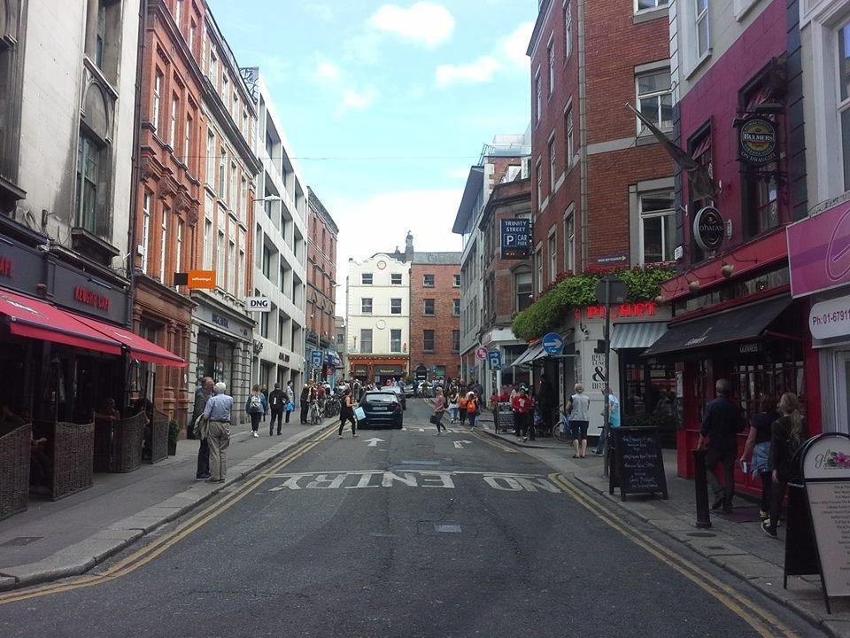 Свободная Ирландия. Чем живёт Дублин и во что верят его журналисты, фото-6