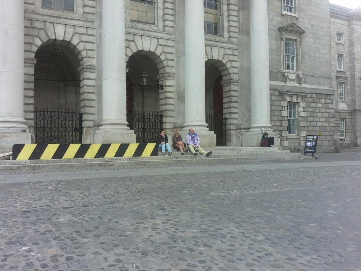Свободная Ирландия. Чем живёт Дублин и во что верят его журналисты, фото-4