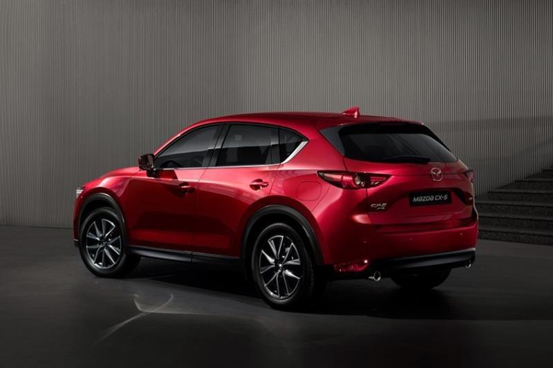 Новый Mazda CX-5 —  самый безопасный кроссовер года, фото-2
