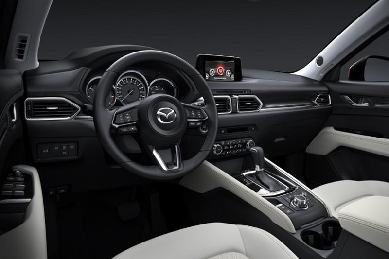 Новый Mazda CX-5 —  самый безопасный кроссовер года, фото-3
