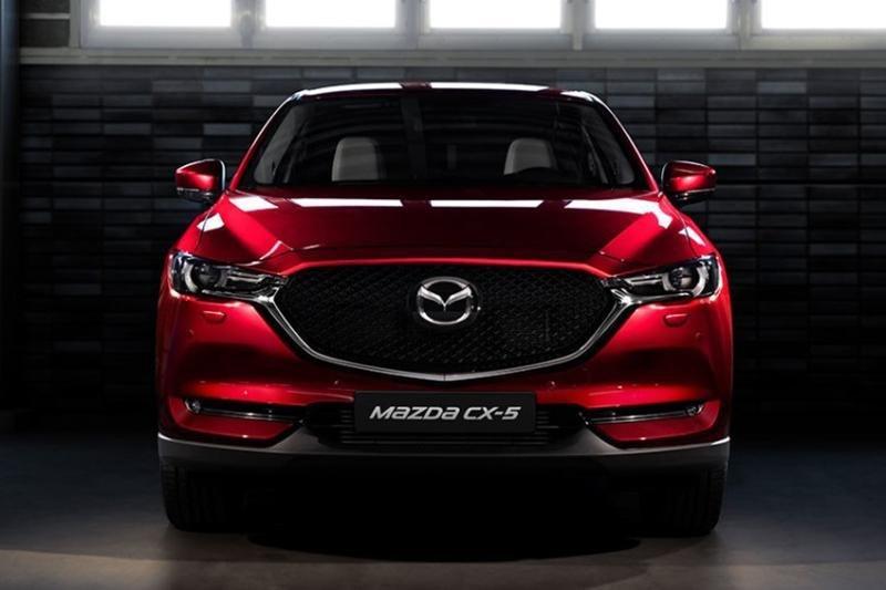 Новый Mazda CX-5 —  самый безопасный кроссовер года, фото-1
