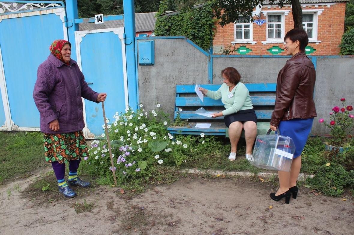 «Проголосили». Как белгородцы выбирали губернатора Савченко, фото-5